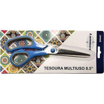 Tesoura Multiuso Lanmax Soft 8.5 polegadas JD9608
